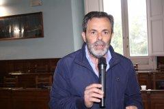 Il sindaco di Dugenta Clemente Di Cerbo