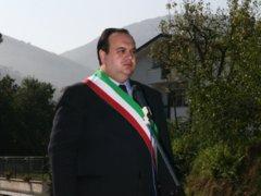 Carmine Valentino, sindaco di Sant'Agata dei Goti