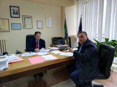 Firma Protocollo tra Consorzio Asi ed Amministrazione Penitenziaria