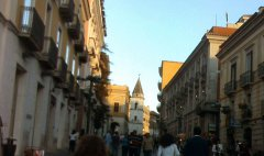 Corso Garibaldi, Benevento