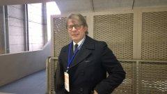 Sebino Nela, ex difensore di Roma e Napoli