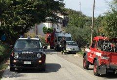 Intervento Carabinieri Paupisi