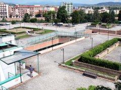 Benevento. Megaparcheggio di Via del Pomerio