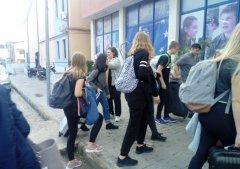 Arrivo studenti tedeschi ad Airola