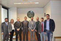 Direttivo Giovani Imprenditori di Confindustria Benevento
