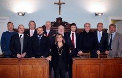 Insediato il nuovo Consiglio Provinciale di Benevento