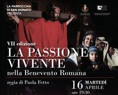 La Passione Vivente nella Benevento Romana