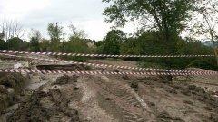 Alluvione nel Sannio