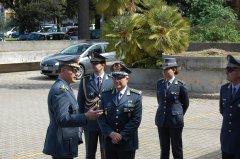 Visita del Generale Piccinni