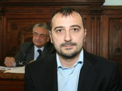 L'assessore provinciale all'Ambiente Gianluca Aceto