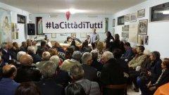 Gianfranco Ucci - sede comitato elettorale
