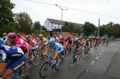 ciclismo - corridori in fuga