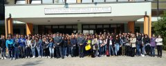 Incontri delle Fiamme Gialle con le scuole di S. Agata, Cusano Mutri e Pontelandolfo