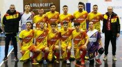 Benevento5 Juniores finalista Coppa Campania