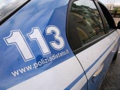 Volante della Polizia (foto di archivio)