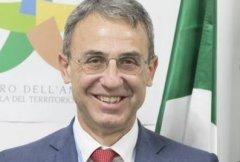Sergio Costa, ministro Ambiente
