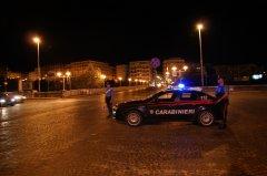 Controlli dei Carabinieri (foto di archivio)