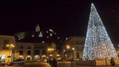 Montesarchio, Luci Natale