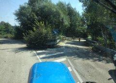 Sfalcio erba Isclero