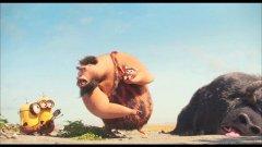 Cro-Minion, il mini film inedito nel DVD dei Minions