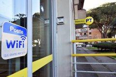 Wifi uffici Poste Italiane