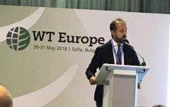 Gennarino Masiello alla World Tobacco Conference di Sofia