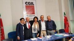 Giuseppe Iodice, segretario Spi-Cgil