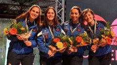 Scherma - squadra femminile antonio furno