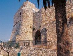 Guardia Sanframondi - il castello