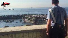 Napoli. Arrestati tre minori per aver violentato 16enne a Marechiaro