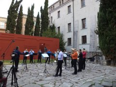 Conservatorio di Benevento. Esemble Brass