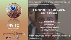 Convegno giornalismo Liceo Scientifico Rummo