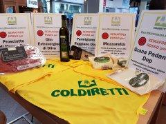 Coldiretti. Olio extravergine di oliva