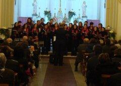 Coro in Concerto (foto di archivio)