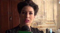 Elisabetta Gregoraci debutta al cinema come Mata Hari