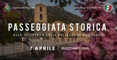 Il Touring Club Italiano visita Bucciano