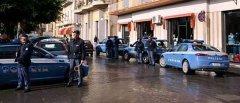 Salerno. Controlli della Polizia