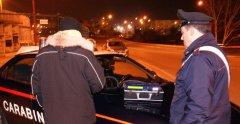 Controlli Carabinieri - Operazione Alto Impatto