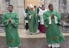 Monsignor Felice Accrocca, vescovo metropolita di Benevento