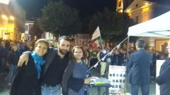 Ricciardi, Maglione, De Lucia foto: FB