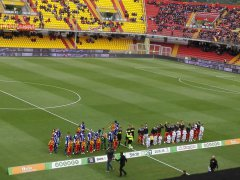 Stadio Ciro Vigorito. Benevento - Padova