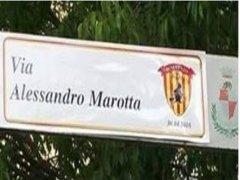 Cartelli Stradali intitolati al Benevento Calcio - Foto tratta dalla pagina Fb Strega Ignorante