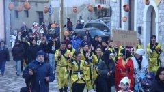 Carnevale a Paupisi (foto di archivio)