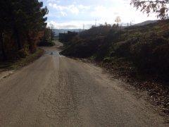 Strada Provinciale Montefalcone - Castelfranco