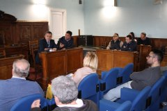 Riunione alla Rocca dei Rettori per far nascere il Polo Turistico nel Sannio