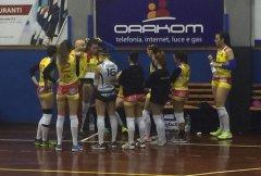 Accademia Volley perde il derby contro il Real Volley Napoli