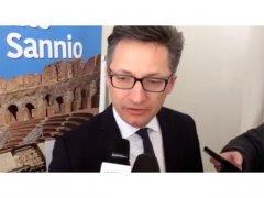 Luca Mazzone, presidente della Sezione Turismo di Confindustria Benevento