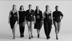 PlusIsEqual, la sensualita' delle curve ignorata dai media