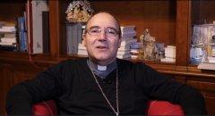 Monsignor Felice Accrocca, arcivescovo Metropolita di Benevento
