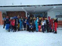 gruppo sportivo del Polo Scolastico Liceo Agrario